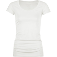 Full Tilt - FULL TILT Essential Scoop Neck Womens Tee White - T-shirts - &#36;9.99 
