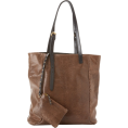 Foley + Corinna Torbe -  Foley + Corinna Corinna N/S 9904442 Tote Brown Lizard