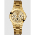 GUESS Watches -  GUESS Active Shine Watch - Gold