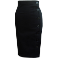 Gothy - Pencil Skirt - Skirts -
