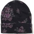 MoonStone - HAT WITH FLORAL PRINT - Hat -