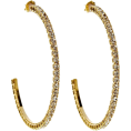 Tati Grain - Hoop  - Earrings -