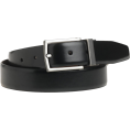 Kenneth Cole Reaction - Kenneth Cole REACTION Men's U-Turn Reversible Leather Belt Black - Belt - $25.00