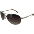 Kenneth Cole - Kenneth Cole Reaction KC1070 Aviator Sunglasses Shiny Gold - Sunglasses - $29.99