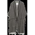 marija272 - Knitted Poncho - Jacket - coats -