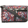 LeSportsac Bag -  Lesportsac Women's Deluxe Shoulder Satchel 7519P Shoulder Bag Sashay