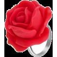 lilika lika - Liah - Anel De Rosa - Rings -