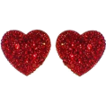 lilika lika - Liah - Brinco Coração - Earrings -