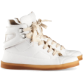 Lady Di ♕  Sneakers -  M. M. Margiela for H & M