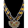 Mango Ogrlice -  Mango Women's Long Ethnic Necklace