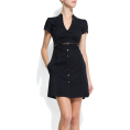 Mango Haljine -  Mango Women's Shirt Dress Black