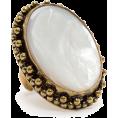Viktoria Jurica Rings -  Mango Ring Rings White