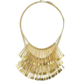 Nuria89  - Miss Selfridge Gold Stick Spra - Necklaces - 13.55€  ~ $17.53
