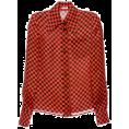 Lady Di ♕  Long sleeves shirts -  Miu Miu
