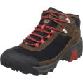 Patagonia Boots -  Patagonia Footwear Men's P26 Mid A/C Gore-Tex Hiking Boots Dried Vanilla/Black