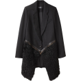 Lady Di ♕  - Coat - Jacket - coats -