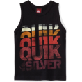 Quiksilver Shirts -  Quiksilver Boys 2-7 Stack High Kids Tank T-Shirt Black