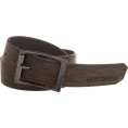 Quiksilver Belt -  Quiksilver Men's Fault Line Belt Dark Vintage Brown