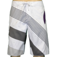 Quiksilver Shorts -  Quiksilver Men's Paby Boardshorts-(Black,Yellow,Red)-Size 38