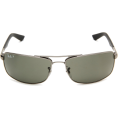 Ray-Ban Sunglasses -  Ray-Ban Men's RB3465P Glass Sunglasses Gunmetal Frame/Green Polarized Lens