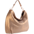 Rebecca Minkoff - Rebecca Minkoff  Eyelet Lucious Hobo Metallic 10Hhnbpho1 Hobo Copper - Bag - &#36;467.99 