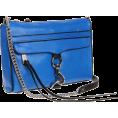 Rebecca Minkoff - Rebecca Minkoff Mac  Clutch Royal - Clutch bags - $295.00