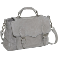 Rebecca Minkoff - Rebecca Minkoff Small Schoolboy Shoulder Bag Pale Grey - Bag - &#36;250.00 