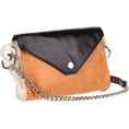 Rebecca Minkoff - Rebecca Minkoff The affection Shoulder Bag Almond - Bag - &#36;295.00 