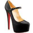 Sitha  Kentane - Mary Jane Louboutin - Platforms - 