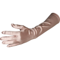 PacificPlex - Stretch Satin Dress Gloves Forearm Length - Gloves - $9.99