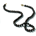Taalma - Black Pearl - Necklaces -