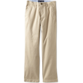Tommy Hilfiger Pants -  Tommy Hilfiger Boys 8-20 Academy Chino Pant Travel Khaki
