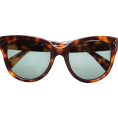 Vesna Galić - Celine Audrey Sunglasses - Sunglasses -