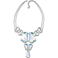 Jelena Veronika Nenadi - swarovski - Necklaces - 