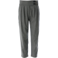 JOURNAL STD(ジャーナルスタンダード) - WOOL ベルトツキ ハイウエストテーパードPT - Pants - ¥9,000  ~ $91.56