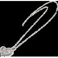 ABISTE(アビステ) - クリスタルハートネックレス/シルバー - Jewelry - ¥11,550  ~ $117.51