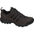 adidas Sneakers -  adidas OUTDOOR - AX1 Leather Hiking Shoe Dark Brown/Black/Deepest Earth