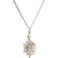 Dubrovacki botuni - ドブロブニクのボタン ペンダントヘッド(シルバー) 小 - Necklaces - ¥3,200  ~ $32.56