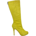 Elena Ekkah - Boots Yellow - Buty wysokie - 