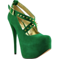 LadyDelish Shoes -  Cipele Shoes Green