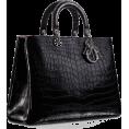 Mirna M Messenger bags -  Crocodile Bag