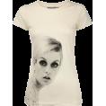 Daria Dolinšek - Twiggy majica - T-shirts -