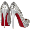 Elena Ekkah - Louboutin SS 2012 - Shoes - 