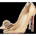 Elena Ekkah - Louboutin SS 2012 - Shoes -