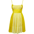 Elena Ekkah - Yellow dress - Dresses -