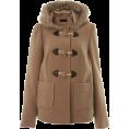 Elena Ekkah - Duffle Coat - Jacket - coats -