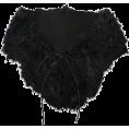 AMERICAN RAG CIE(ラグシー) - アメリカンラグ シー[AMERICAN RAG CIE] カルガンラムケープブラック - Scarf - ¥19,950  ~ $202.96