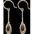 GALLARDAGALANTE(ガリャルダガラ) - ガリャルダガランテ[GALLARDAGALANTE] カゴモチーフピアスブラウン - Earrings - ¥5,040  ~ $51.28