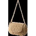 GALLARDAGALANTE(ガリャルダガラ) Hand bag -  ガリャルダガランテ[GALLARDAGALANTE] モザイクビーズBAGベージュ