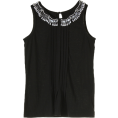 JILLSTUART(ジルスチュアート) - ジル スチュアート[JILLSTUART] ビジュータンクトップブラック - T-shirts - ¥11,550  ~ $117.51
